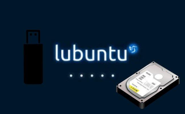 Como instalar Lubuntu Junto a Windows 10 paso a paso 2021