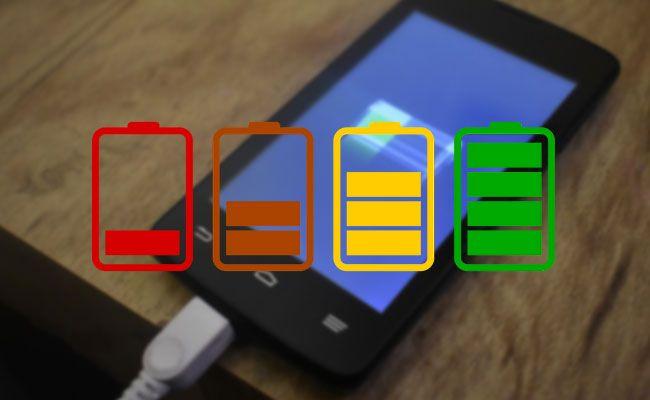 Como aumentar la batería en Android