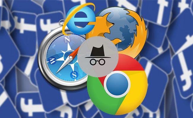 Como abrir dos Facebook en Google Chrome y cualquier otro navegador