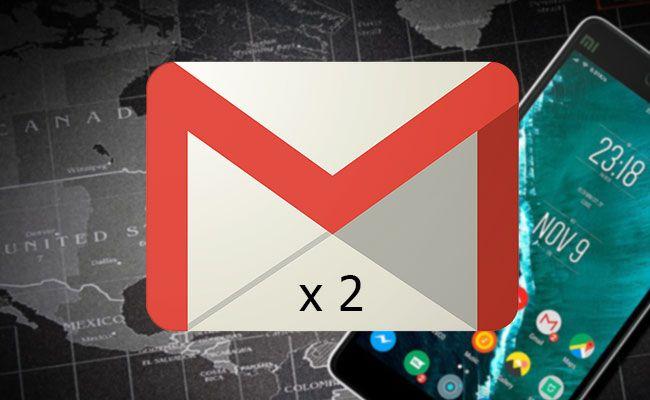 Como tener dos cuentas Gmail en Android 51
