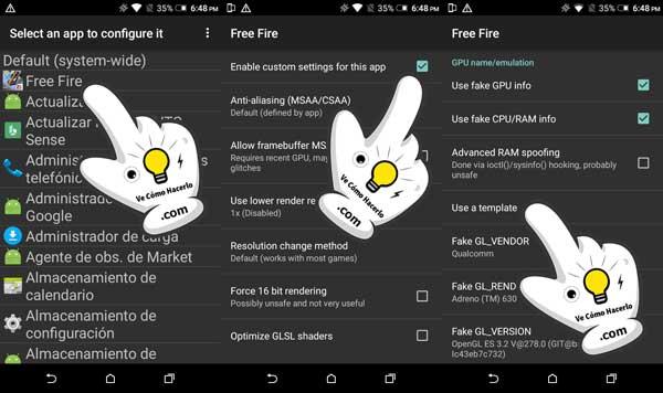 Cómo desbloquear 60 FPS en Free Fire 4