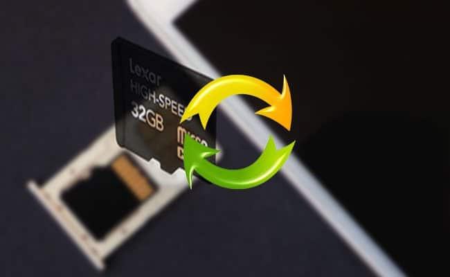 Cómo pasar o mover aplicaciones Android a la tarjeta SD