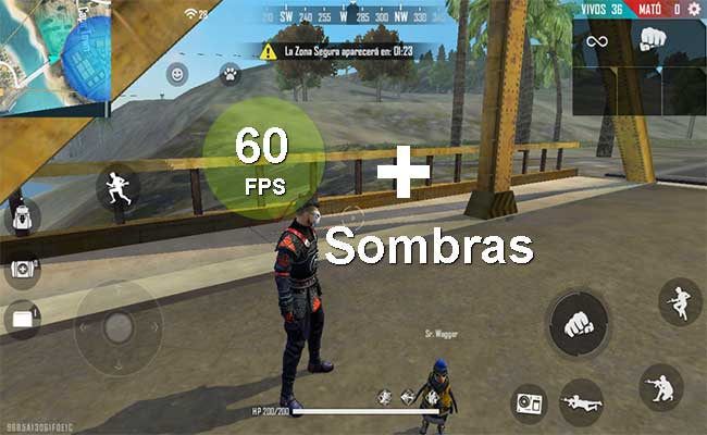 Emuladores Free Fire de pocos requisitos para Pc